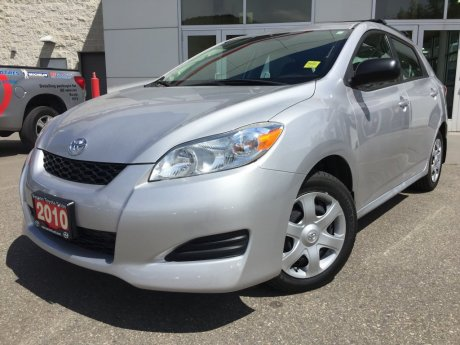 2010 Toyota MATRIX S-AWD