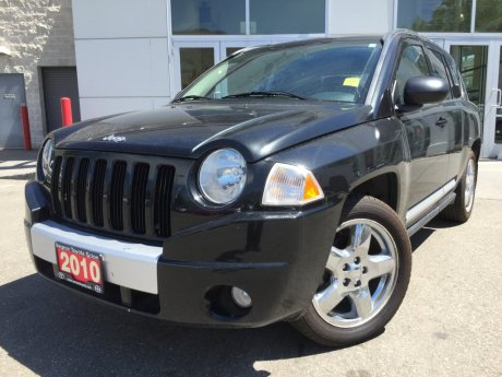2010 JEEP COMPASS LTD