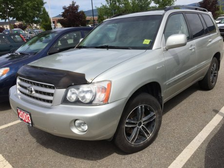 2003 Toyota Highlander Limited AWD