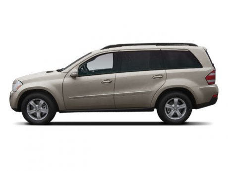 2007 MERCEDES-B GL450 4 MATIC