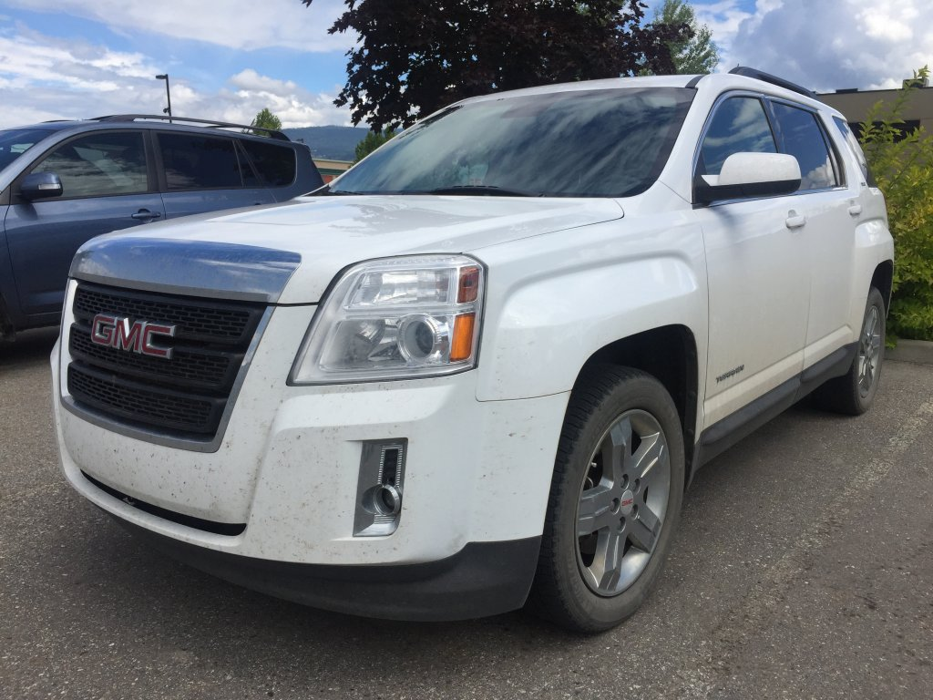 2012 gmc terrain for sale in prince george bc serving burns lake used gmc sales. Black Bedroom Furniture Sets. Home Design Ideas