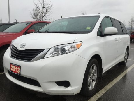 2013 Toyota Sienna LE LEATHER