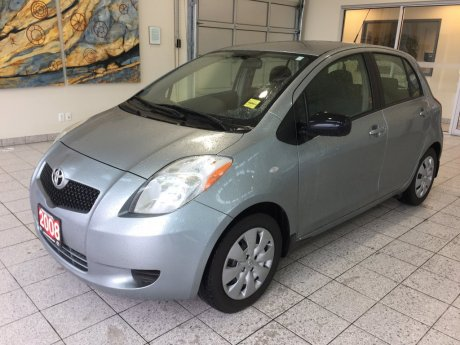 2008 Toyota Yaris LE 5DR