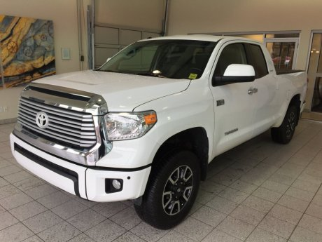 2015 Toyota Tundra DOUBLE CAB LIMITED w PWR BRDS TRD EXT