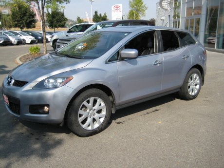2008 Mazda CX-7 GT LEATHER SUNROOF
