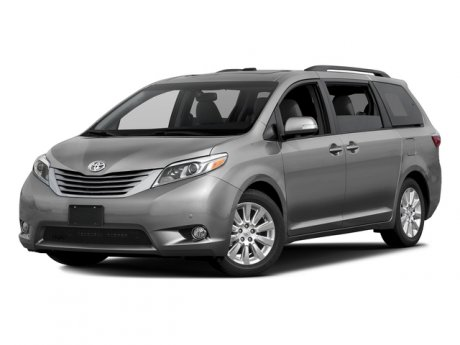 2017 Toyota SIENNA XLE AWD 7-PASS 8A