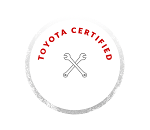 Toyota Certified Service Centre