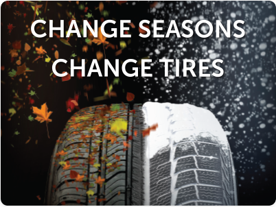 Change Seasons, Change Tires