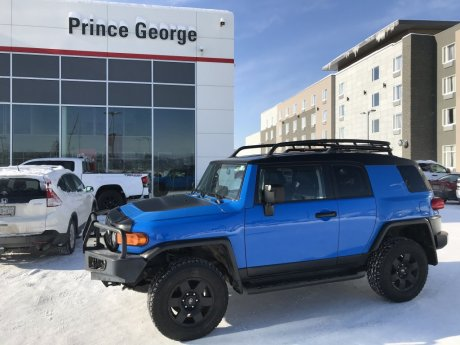 2007 Toyota FJ Cruiser C Package
