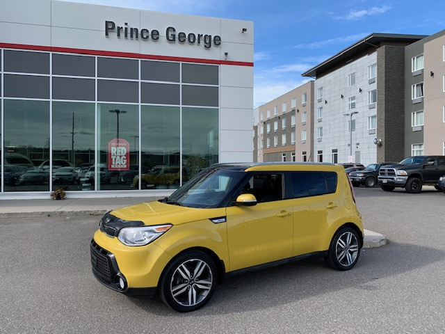 2014 Kia Soul SX Luxury (G698) Main Image