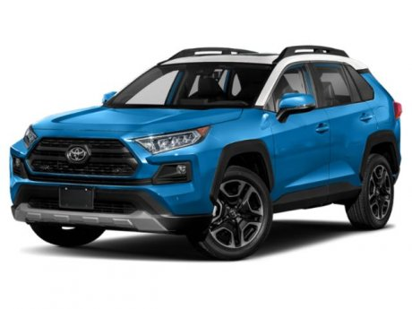 2021 Toyota RAV4 Adventure/TRD Off Road